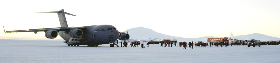 U.S. Antarctic Program - Calendars & Schedules Section