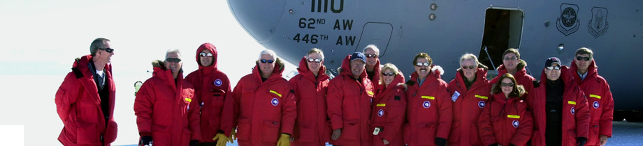 U.S. Antarctic Program - Conferences, Committees, & Workshops Section