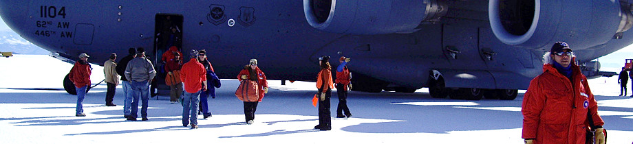 U.S. Antarctic Program - Information For Proposers Section