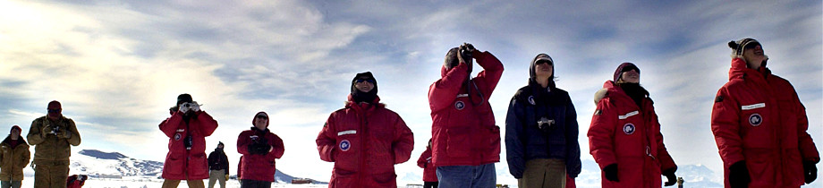 U.S. Antarctic Program - User Committees Section