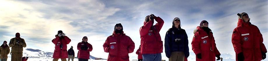 U.S. Antarctic Program - User Committees Section