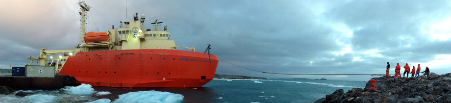 U.S. Antarctic Program - Vessel Science & Operations Section