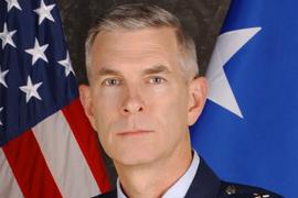Maj. Gen. Robert A. Knauff
