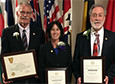 Polar Staff Members Awarded at 2016 NSF Director's Awards Ceremony