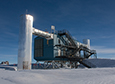 Antarctic Detector Offers First Look at How Earth Stops High-Energy Neutrinos in Their Tracks