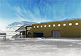 Construction Begins on Information Technology and Communications Primary Operations Facility at NSF's McMurdo Station, Antarctica