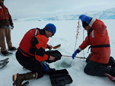 Ultraviolet Radiation Giving Antarctic Microbes Mixed Messages