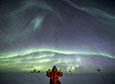 A South Pole Record