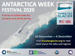 The Antarctica Week Festival 2020 Starts November 20th