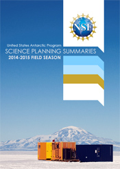 2014-2015 Science Planning Summary
