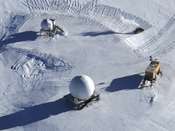 Aerial Photo of the SPMGT/SPTR/RF Building Complex