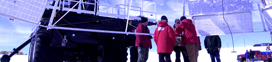 U.S. Antarctic Program - Collaboration Section