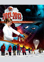 2012-2013 Science Planning Summary Download