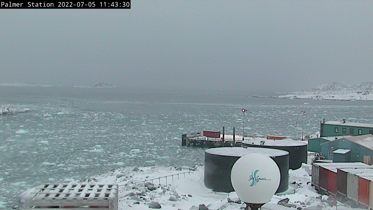 Palmer Station - Palmer Station Webcam