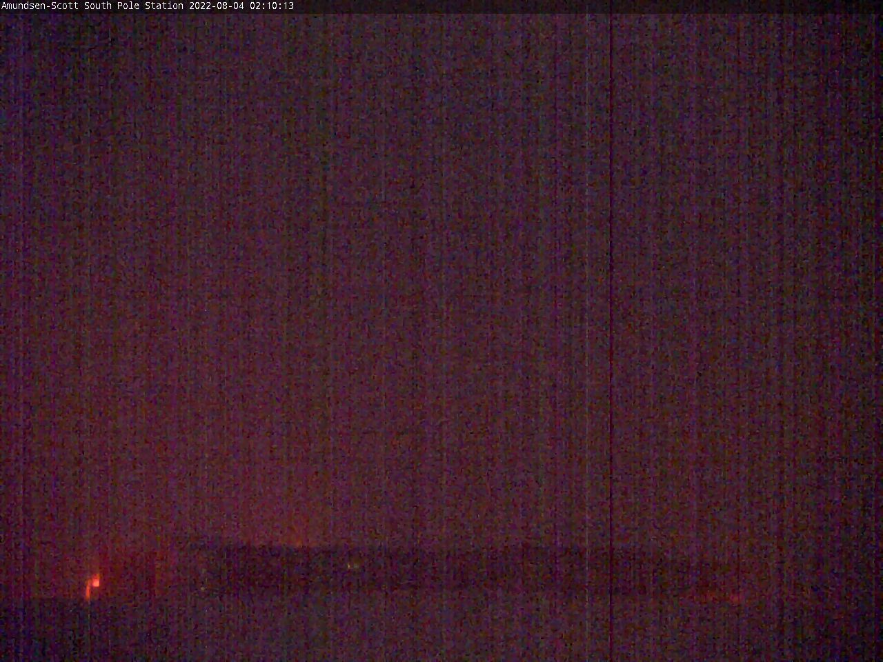 South Pole Station - Amundsen-Scott South Pole Station Webcam